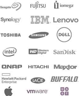 Datenrettung aller Hersteller